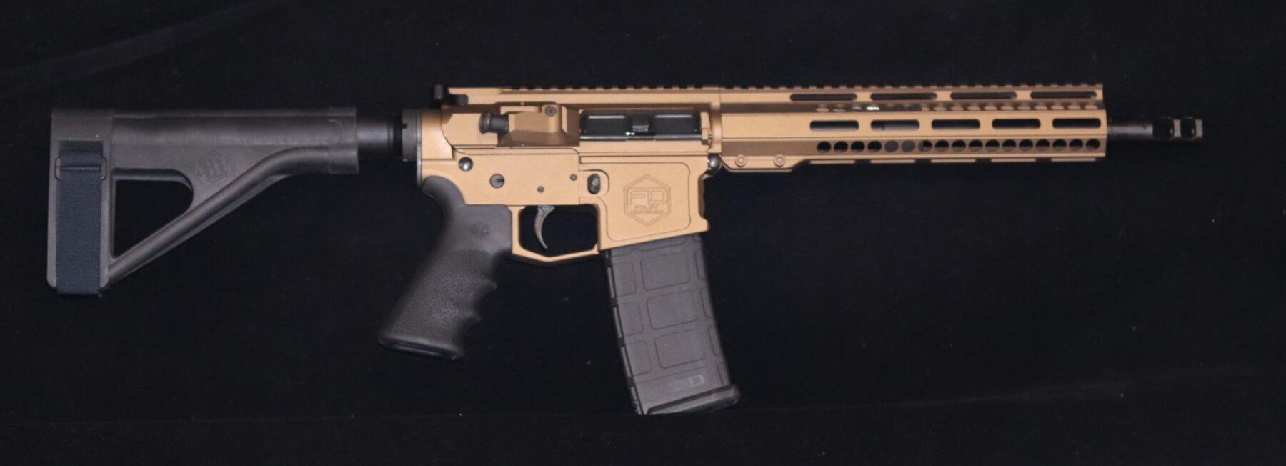 Foley Defense Fd 15 Pistol Foley Defense
